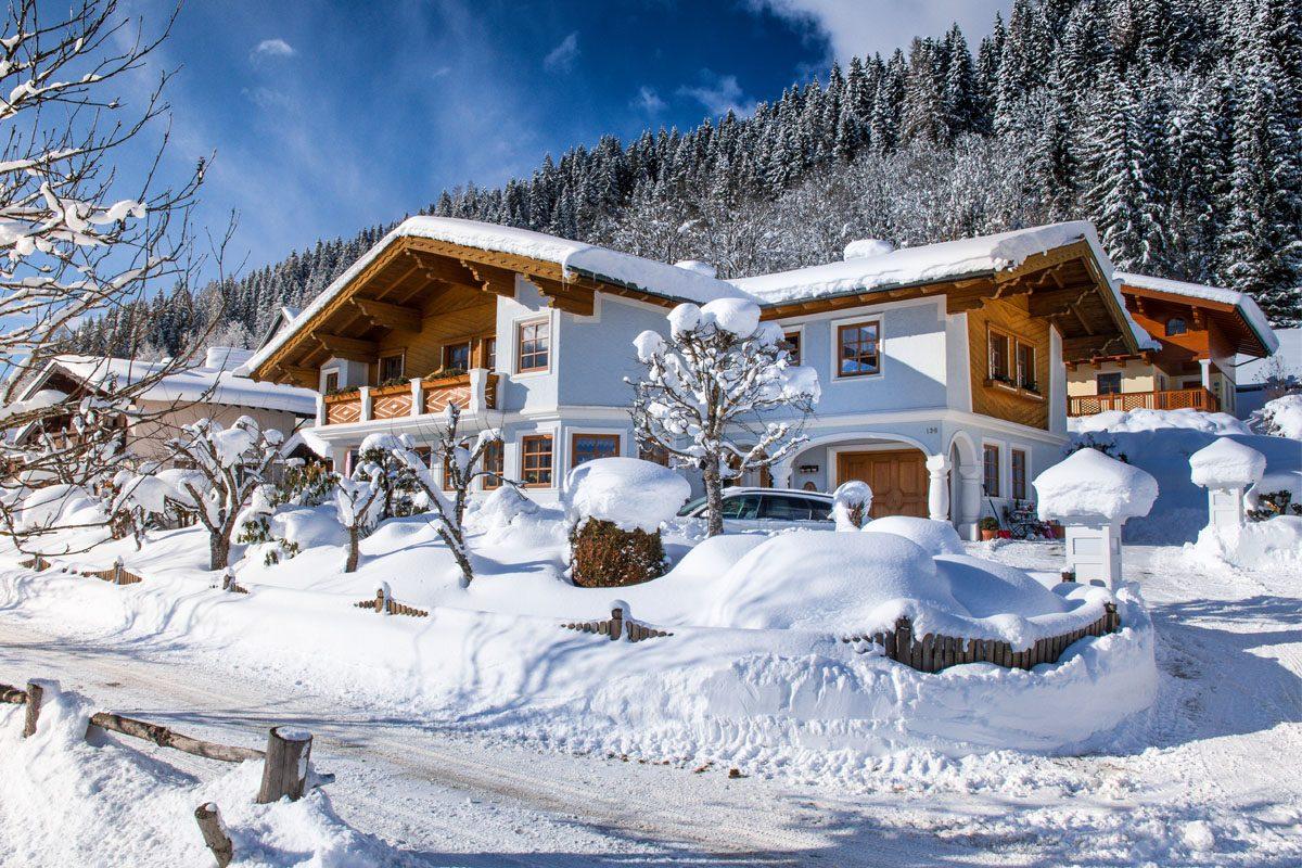 Appartement in Flachau / Reitdorf - Ferienwohnungen Haus Buchsteiner